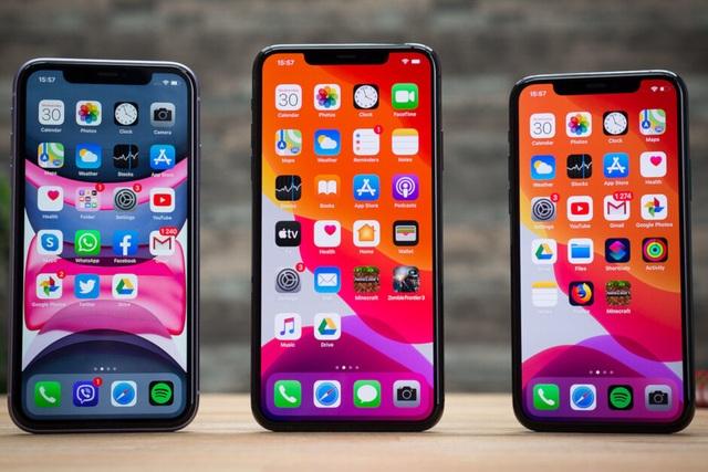 Doanh số iPhone giảm vì dịch bệnh, doanh thu quý I/2020 của Apple vẫn tăng - 1