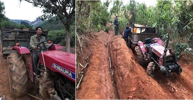 Bộ Nông nghiệp làm việc khẩn với tỉnh Kon Tum về nạn tàn phá rừng xanh! - 5