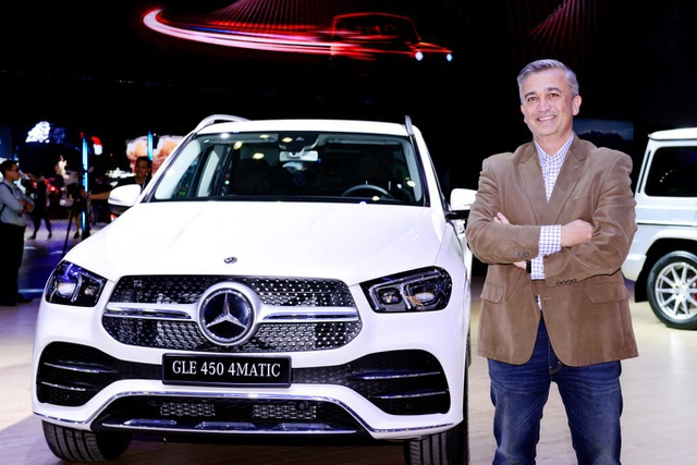 Mercedes-Benz triệu hồi GLE 2020 - 2