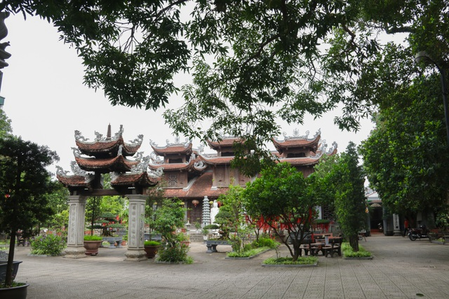 Chiêm ngưỡng ngôi chùa cổ kính nghìn năm tuổi ở Hà Nội - 5