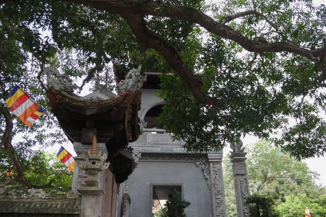 Chiêm ngưỡng ngôi chùa cổ kính nghìn năm tuổi ở Hà Nội - 13