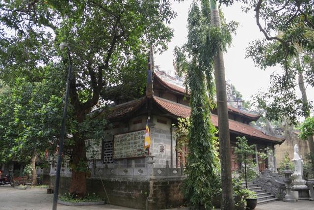 Chiêm ngưỡng ngôi chùa cổ kính nghìn năm tuổi ở Hà Nội - 6