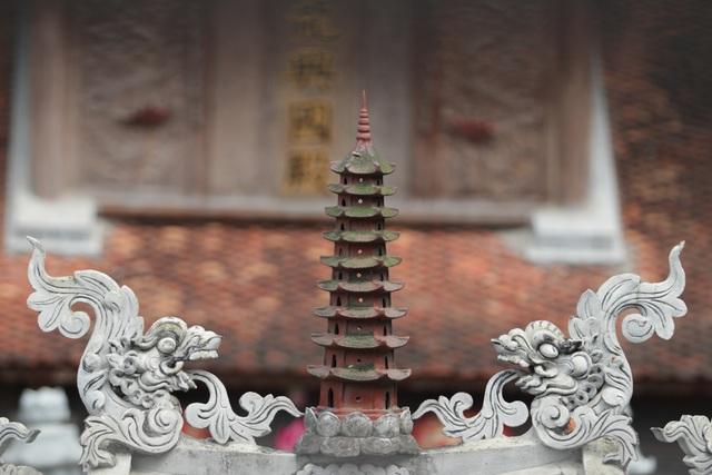 Chiêm ngưỡng ngôi chùa cổ kính nghìn năm tuổi ở Hà Nội - 4