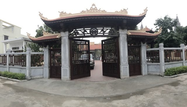 Cận cảnh nhà cổ trăm tuổi toàn bằng gỗ quý, đẹp hiếm có ở Nam Định - 14