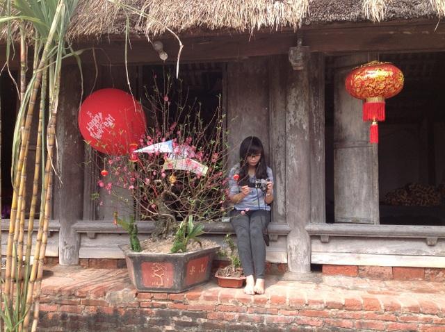 Cận cảnh nhà cổ trăm tuổi toàn bằng gỗ quý, đẹp hiếm có ở Nam Định - 2