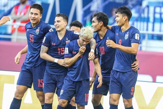 """Kiatisuk: """"Muốn dự World Cup, Thái Lan phải là số 1 Đông Nam Á"""" - 2"""