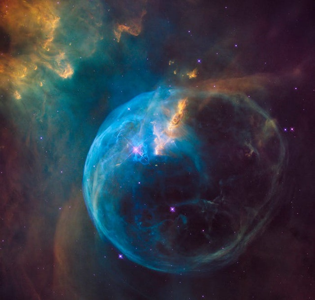 23 bức ảnh tuyệt đẹp gửi đến từ Vũ trụ - 1
