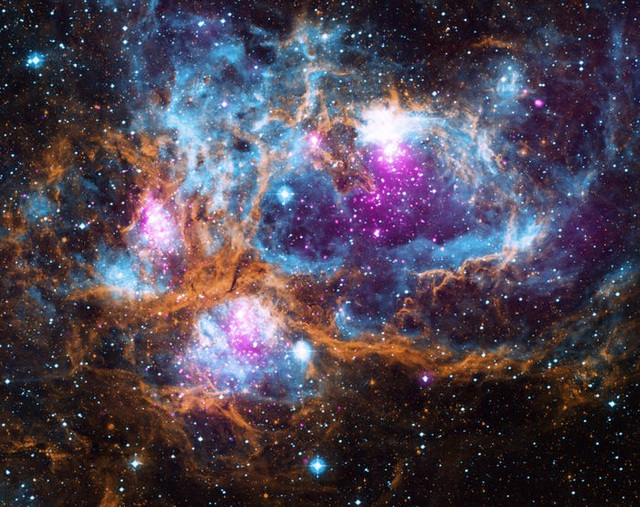 23 bức ảnh tuyệt đẹp gửi đến từ Vũ trụ - 3