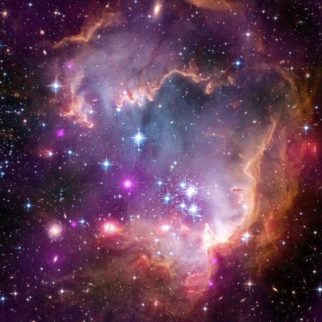 23 bức ảnh tuyệt đẹp gửi đến từ Vũ trụ - 9