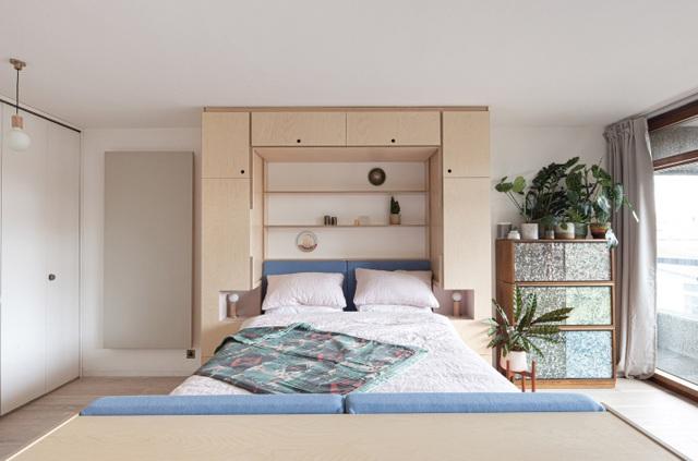 Nhà diện tích nhỏ biến hình kỳ diệu nhờ những món đồ nội thất thông minh - 2