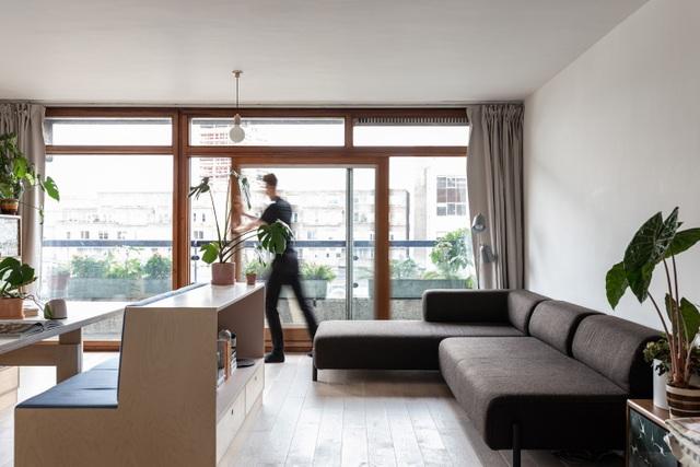 Nhà diện tích nhỏ biến hình kỳ diệu nhờ những món đồ nội thất thông minh - 7