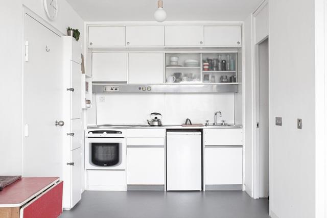 Nhà diện tích nhỏ biến hình kỳ diệu nhờ những món đồ nội thất thông minh - 8