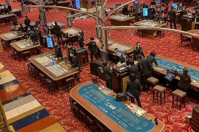 Trung tâm cờ bạc lớn nhất thế giới thất thu nặng vì dịch Covid-19 - 1