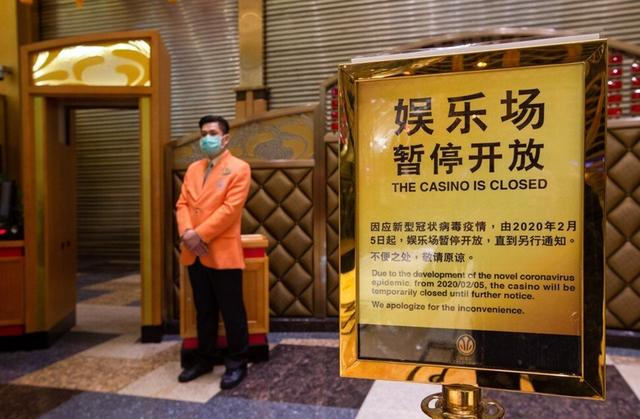 Trung tâm cờ bạc lớn nhất thế giới thất thu nặng vì dịch Covid-19 - 2