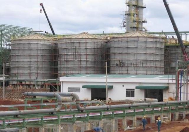 Dự án bết bát ethanol Bình Phước: Đắp chiếu nằm im, lỗ cả nghìn tỷ đồng - 1
