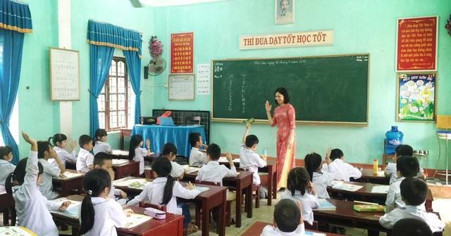 Bổ nhiệm, xếp lương giáo viên tiểu học khi tuyển dụng - 1