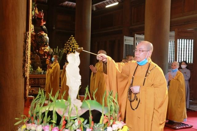 Lễ tắm Phật ở di sản thế giới Tràng An - 5