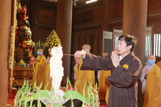 Lễ tắm Phật ở di sản thế giới Tràng An - 6