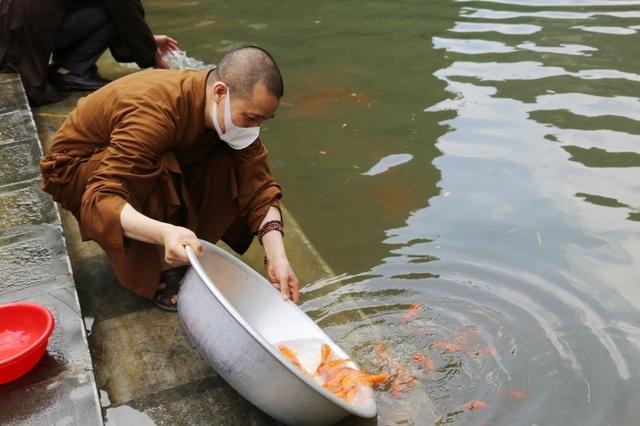 Lễ tắm Phật ở di sản thế giới Tràng An - 7