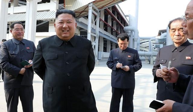 Hàn Quốc nói ông Kim Jong-un không phẫu thuật - 1