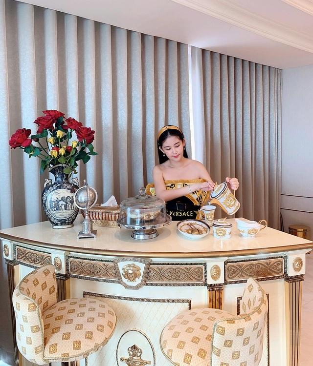 Không gian sống hoành tráng của những mỹ nhân showbiz Việt - 7