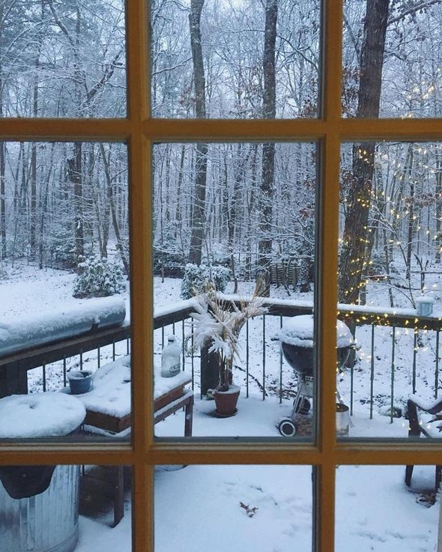 Ngôi nhà đẹp mê hồn giữa tuyết trắng của nữ nhà văn Việt - 6