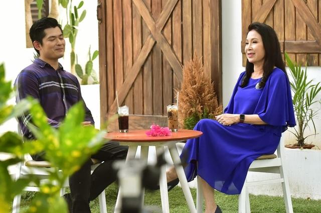 NSND Kim Xuân trải lòng về một thời tuổi trẻ gắn bó với Sài Gòn - 9