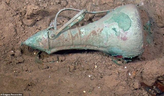 Nghĩa địa tàu đắm với nhiều cổ vật quý hiếm ở Địa Trung Hải - 2