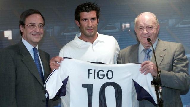 """Tiết lộ lý do Figo """"phản bội"""" Barcelona, đào tẩu sang Real Madrid - 2"""