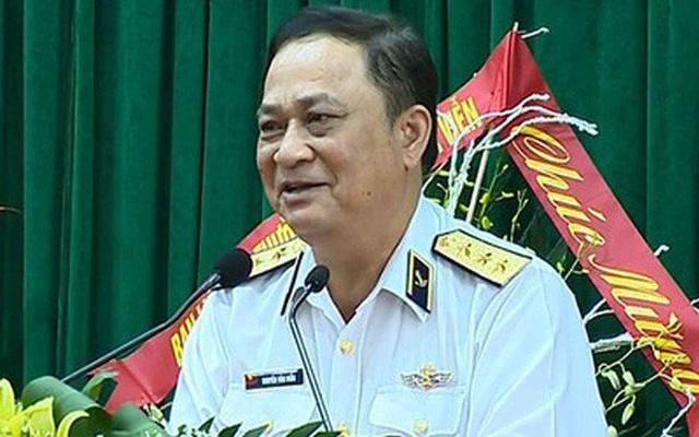 Đề nghị Trung ương khai trừ Đảng với Đô đốc Hải quân Nguyễn Văn Hiến - 1