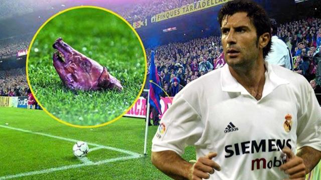 """Tiết lộ lý do Figo """"phản bội"""" Barcelona, đào tẩu sang Real Madrid - 1"""