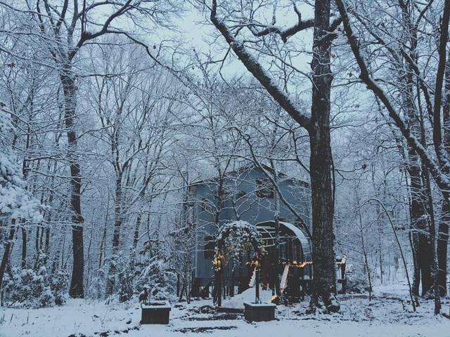 Ngôi nhà đẹp mê hồn giữa tuyết trắng của nữ nhà văn Việt - 15