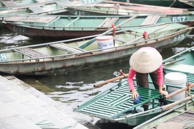 Nữ lái đò Tam Cốc, Bích Động thất nghiệp vì dịch COVID-19 - 4