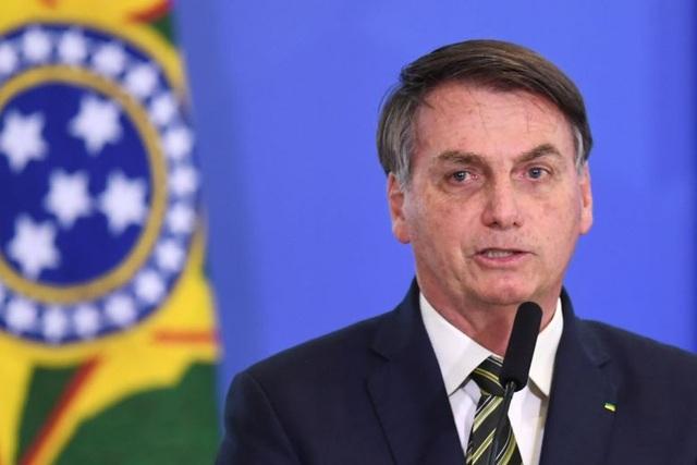 Tổng thống hứng chỉ trích, Brazil nguy cơ thất thủ vì Covid-19 - 1