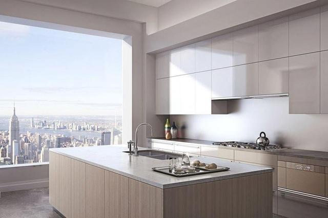 Cuộc sống xa xỉ trong căn penthouse 1.900 tỷ tại chung cư cao nhất New York - 7