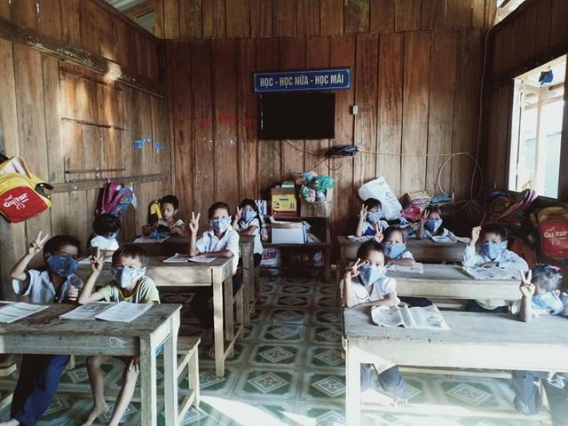 Học sinh trở lại lớp, nhiều trường lo lắng vì trò quên kiến thức - 5