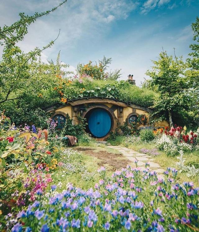 Ngôi làng sống xanh dành cho người lùn đẹp như cổ tích ở New Zealand - 2