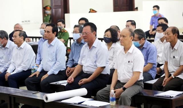 Đối đáp tại tòa, 2 cựu Chủ tịch Đà Nẵng vẫn kêu oan - 1