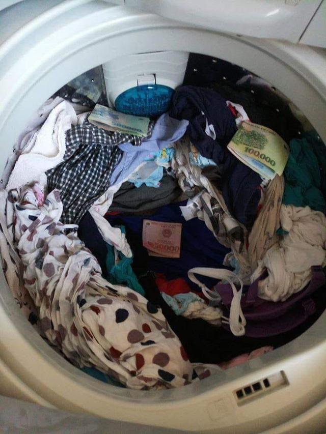 Chồng bỗng nhiên chăm giặt quần áo, bí mật phía sau khiến chị em nào cũng cần cảnh giác - 1