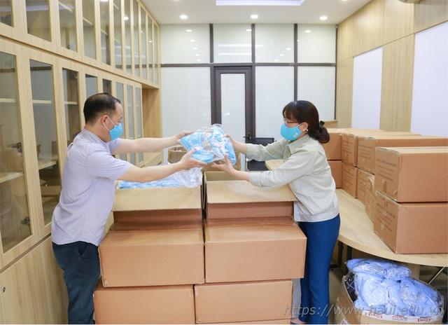 ĐH Công nghiệp Hà Nội dành tiết học đầu giờ hướng dẫn SV kê khai y tế - 4