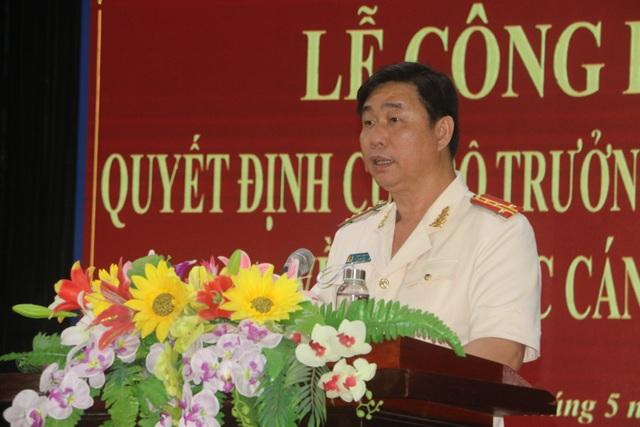 Quảng Ngãi có tân Giám đốc Công an tỉnh - 1