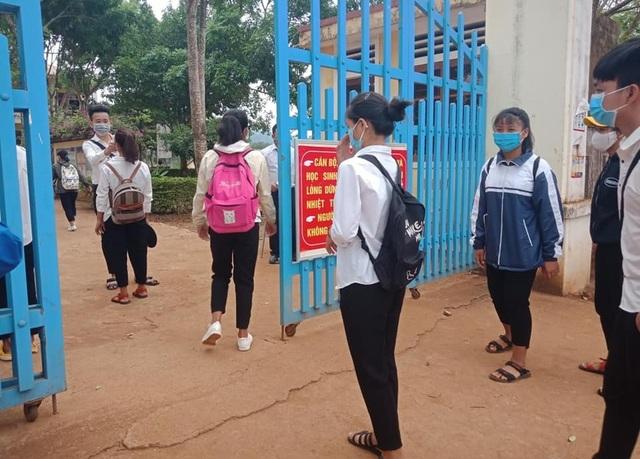 Quảng Trị: Kiểm soát, ngăn chặn bệnh bạch hầu lây lan trong trường học - 1