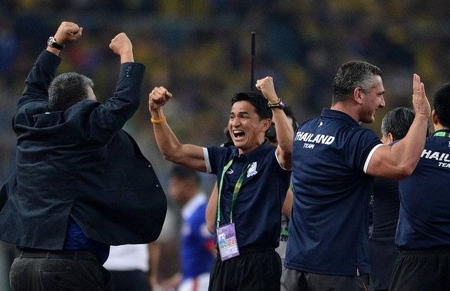 Vì sao đội tuyển Việt Nam luôn thua Thái Lan thời Kiatisuk? - 1