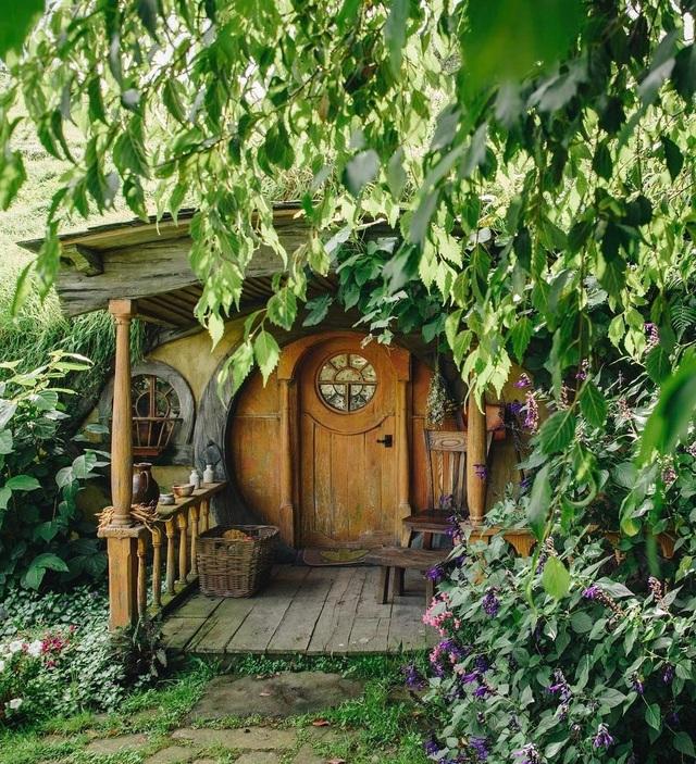 Ngôi làng sống xanh dành cho người lùn đẹp như cổ tích ở New Zealand - 5