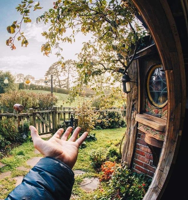Ngôi làng sống xanh dành cho người lùn đẹp như cổ tích ở New Zealand - 7