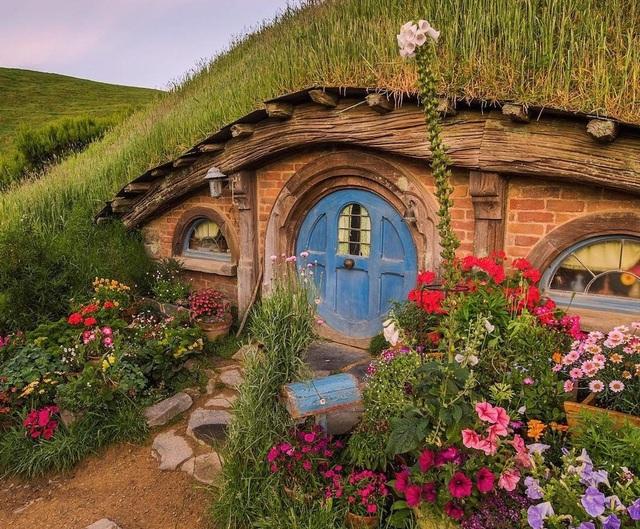 Ngôi làng sống xanh dành cho người lùn đẹp như cổ tích ở New Zealand - 10