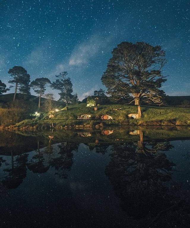 Ngôi làng sống xanh dành cho người lùn đẹp như cổ tích ở New Zealand - 11