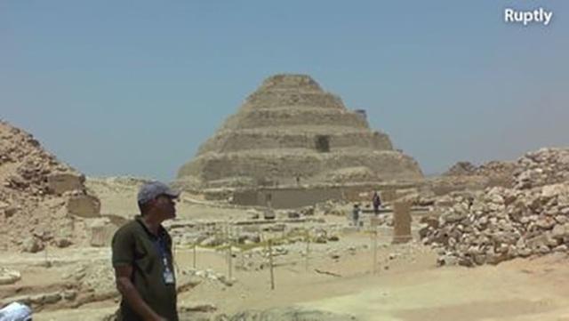 """Phát hiện """"cửa sang thế giới bên kia"""" thời Ai Cập cổ đại - 2"""