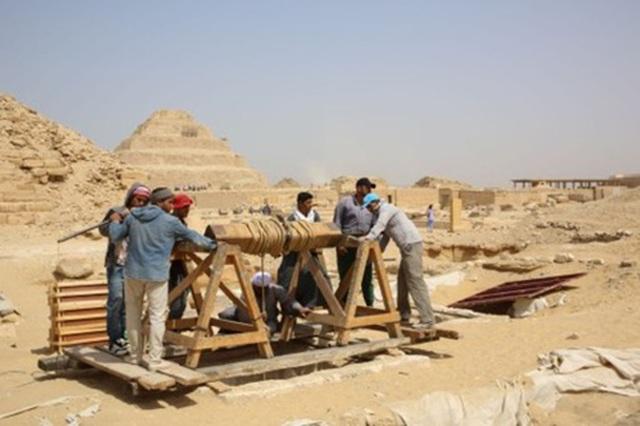 """Phát hiện """"cửa sang thế giới bên kia"""" thời Ai Cập cổ đại - 3"""