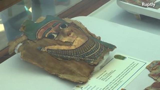 """Phát hiện """"cửa sang thế giới bên kia"""" thời Ai Cập cổ đại - 7"""